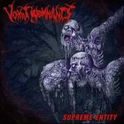 "VOMIT REMNANTS - 12"" LP -  Supreme Entity  (Black Vinyl)"