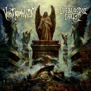 VOMIT REMNANTS / BLOOD OF CHRIST - split CD - Eastern Beast - Western Wolf