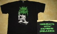 WAKING THE CADAVER - Terminate with extreme Prejudice - T-Shirt - size XL (2nd Hand)