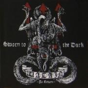 WATAIN - CD - Sworn To The Dark