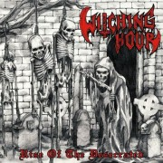 """WITCHING HOUR -12"""" LP- Rise Of The Desecrated"""