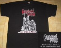 WITCHING HOUR - T-Shirt - Rise of the Descreated - size XL