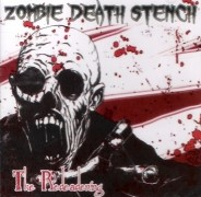 ZOMBIE DEATH STENCH -CD- The Redeadening