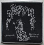 MESSIAH - Powerthrash - woven Patch