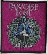 PARADISE LOST - Medusa - woven Patch