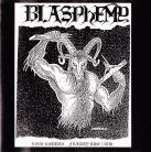 BLASPHEMY - CD -  Live Ritual - Friday The 13th