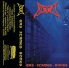 BLOOD - Tape MC  - Gas - Flames - Bones