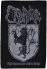 CADAVER - True Norwegian Death Metal - woven Patch