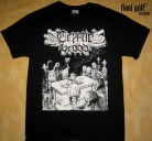CRYPTIC BROOD - The Graveyard Brood - T-Shirt