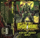 FRIGHTMARE - Tape MC - Midnight Murder Mania