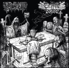 GRAVEYARD GHOUL / CRYPTIC BROOD -split CD- The Graveyard Brood