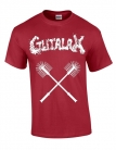 GUTALAX - toilet brushes - cardinal red T-Shirt
