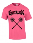 GUTALAX - toilet brushes - savety pink T-Shirt