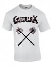 GUTALAX - toilet brushes - white T-Shirt