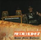 METALUCIFER -CD- Heavy Metal Bulldozer