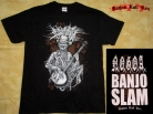 NO ONE GETS OUT ALIVE - Banjo Zombie - T-Shirt