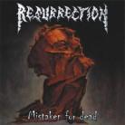 RESURRECTION -CD/DVD Digipak- Mistaken for Dead