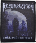 RESURRECTION -Logo- Woven Patch