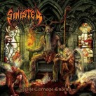 SINISTER -CD- The Carnage Ending