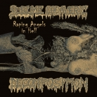 SUBLIME CADAVERIC DECOMPOSITION - 12'' Vinyl Gatefold LP - Raping Angels In Hell
