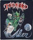 TANKARD - Alien - Woven Patch