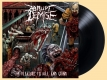 ABRUPT DEMISE - 12'' LP - The Pleasure to Kill and Grind (Black Vinyl)