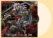 ABRUPT DEMISE - 12'' LP - The Pleasure to Kill and Grind (Clear Vinyl)