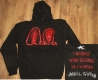 ANAL CUNT - I Respect Your Feelings As A Woman - Hoodie size XL