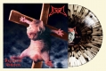 BLOOD - 12'' LP - Depraved Goddess (clear/black splattered Vinyl) PRE-ORDER!!!