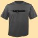 CARCASS - Logo - grey T-Shirt Größe XXL