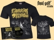 Bundle: CARNAL TOMB - Descend - CD + T-Shirt Size XL
