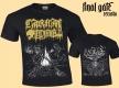 CARNAL TOMB - Descend - T-Shirt Größe S