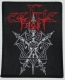 CELTIC FROST - Woven Patch