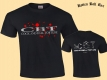 COCK AND BALL TORTURE - Bloodlogo - T-Shirt Größe S