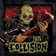 "COLLISION - 12"" LP - A Healthy Dose Of Death (Black/Splatter Vinyl)"