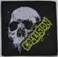 COLLISION - woven Patch