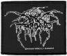DARKTHRONE - Logo - Gewebter Aufnäher