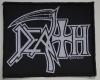 DEATH - Logo - woven Patch