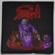 DEATH - Syream Bloody Gore - woven Patch