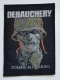 DEBAUCHERY - Zombie Blitzkrieg - gewebter Patch
