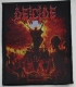 DEICIDE - To Hell With God - woven Patch