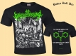 DIPHENYLCHLOROARSINE - Human Era Is Almost Over - T-Shirt Size XL