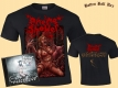 Bundle: ENEMA SHOWER - Sadomazoo - CD + T-Shirt Size XXL