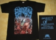 EPICARDIECTOMY - Abhorrent Stench / blue Logo - T-Shirt Größe S