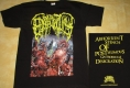 EPICARDIECTOMY - Abhorrent Stench / yellow Logo - T-Shirt