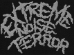 EXTREME NOISE TERROR - Logo - Woven Patch