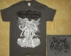 FLESHLESS - Divine Ruination - grey T-Shirt size M