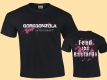 GOREGONZOLA - Feed The Bastards - T-Shirt