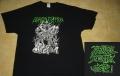 GOREPUTATION - Brutal Death Slap - T-Shirt - size XXL (2nd Hand)