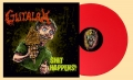 GUTALAX - 12'' LP - Shit Happens (reissue Red Vinyl) (Pre-Order 15th april 2021)